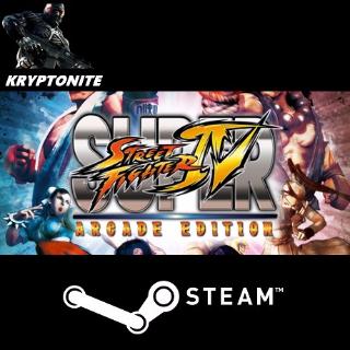 🎮 Super Street Fighter IV - STEAM CD-KEY Global