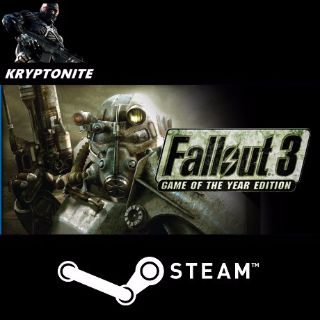 Fallout 3 - Game of the Year Edition + 𝐄𝐥𝐢𝐭𝐞 𝐛𝐨𝐧𝐮𝐬 [x2 Steam keys] *Fast Delivery* - 𝐅𝐮𝐥𝐥