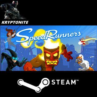 SpeedRunners + 𝐄𝐥𝐢𝐭𝐞 𝐛𝐨𝐧𝐮𝐬 [x2 Steam keys] *Fast Delivery* - 𝐅𝐮𝐥𝐥 𝐆𝐚𝐦𝐞𝐬
