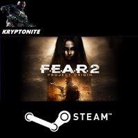 🎮 F.E.A.R. 2 PROJECT ORIGIN - STEAM CD-KEY Global