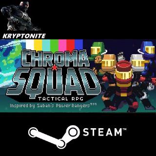 🎮 Chroma Squad - STEAM CD-KEY Global