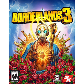 Borderlands 3 (In-Game) AMD Echo Device Communicator - SHiFT