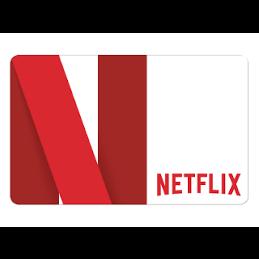 $25.00 Netflix giftcard