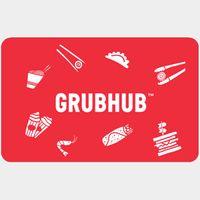 $50.00 GrubHub