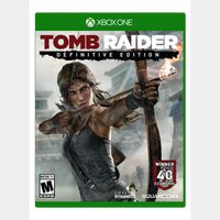 Tomb Raider: Definitive Edition (US) [Auto Delivery]