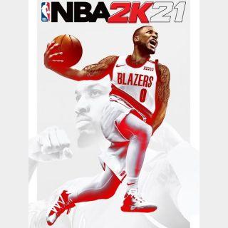 NBA 2K21 (US) [Auto Delivery] Xbox One