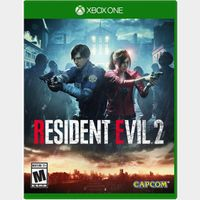 RESIDENT EVIL 2 (US) [Auto Delivery]