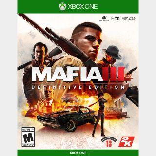 Mafia III: Definitive Edition (US) [Auto Delivery] Xbox One/Xbox Series X|S