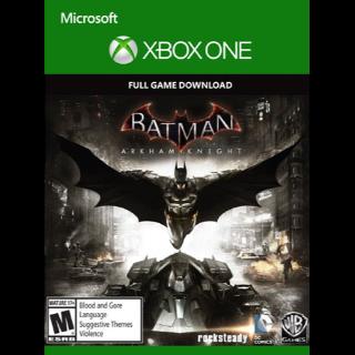 Batman Arkham Knight Premium Edition for Xbox One (US) [Auto Delivery]
