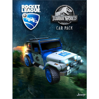 Rocket League Jurassic World Car Pack Add On For Xbox One Xbox One Games Gameflip