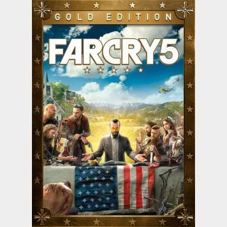 Far Cry 5 Gold Edition (US) [Auto Delivery] Xbox One/Xbox Series X|S