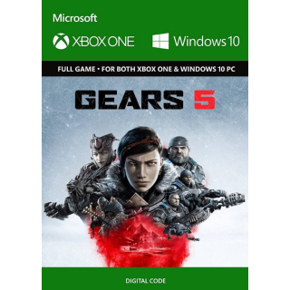 Gears 5 (US) [Auto Delivery]