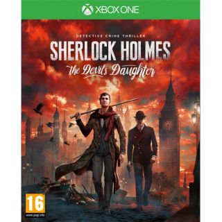Sherlock Holmes: The Devil's Daughter (US) [Auto Delivery]