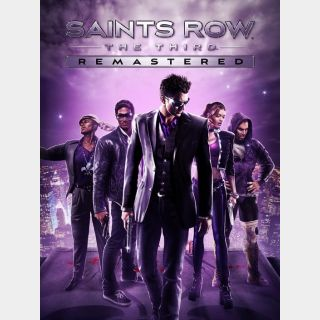 Saints Row: The Third Remastered (US) [Auto Delivery] Xbox One/Xbox Series X|S