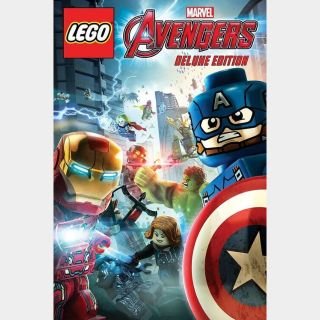 LEGO Marvel's Avengers Deluxe Edition (US) [Auto Delivery]