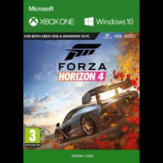 Forza Horizon 4 for Xbox One/Windows 10