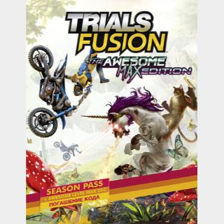 Trials Fusion: The Awesome Max Edition for Xbox One (US) [Auto Delivery]