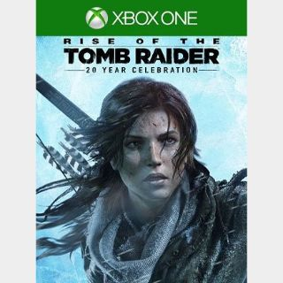 Rise of the Tomb Raider: 20 Year Celebration (US) [Auto Delivery]