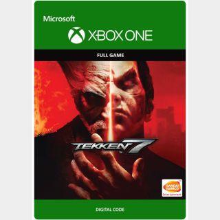 Tekken 7 (US) [Auto Delivery] Xbox One/Xbox Series X S