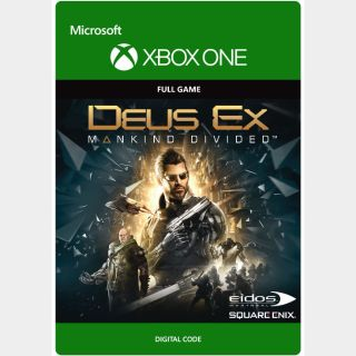 Deus Ex: Mankind Divided (US) [Auto Delivery]