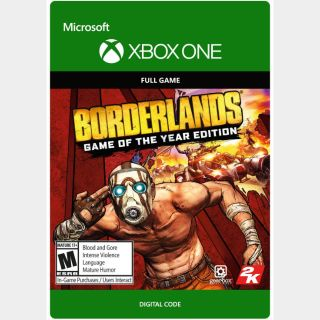 Borderlands: Game of the Year Edition (US) [Auto Delivery]
