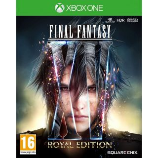 FINAL FANTASY XV ROYAL EDITION (US) [Auto Delivery] Xbox One/Xbox Series X|S