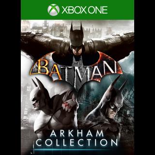 Batman Arkham Collection [Auto Delivery]