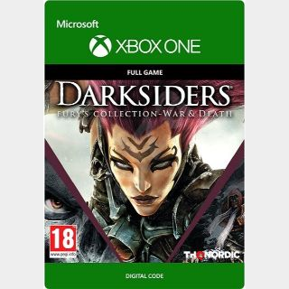 Darksiders Fury's Collection War and Death (US) [Auto Delivery]