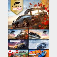 Forza Horizon 4 and Forza Horizon 3 Ultimate Editions Bundle for Xbox One/Windows 10 (US) [Auto Delivery]