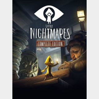 Little Nightmares Complete Edition (US) [Auto Delivery]