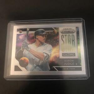 Aaron Judge baseball card