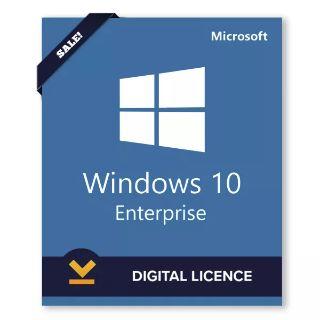 WINDOWS 10 ENTERPRISE LICENSE – 1PC