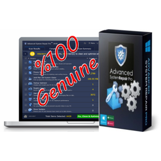 Advanced System Repair Pro 1.9.2 Licence key 100% Genuine Instant delivery