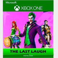 Code | The last laugh