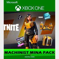 Code | Mina Machinist Pack