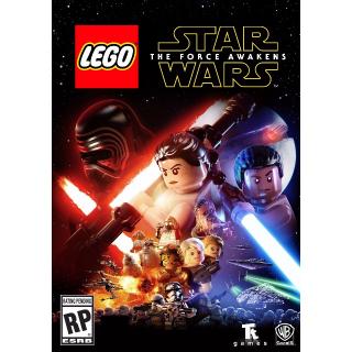 LEGO STAR WARS: THE FORCE AWAKENS STEAM CD KEY