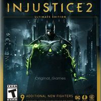 Injustice 2 - Ultimate Edition Steam Key GLOBAL