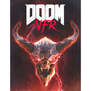 DOOM VFR PC STEAM CD KEY