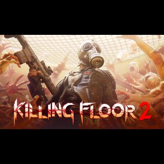 Killing Floor 2 STEAM CD-KEY GLOBAL