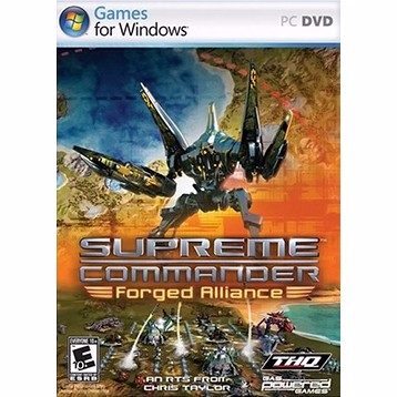 Supreme Commander: Forged Alliance Steam Key Global