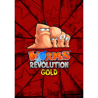 Worms Revolution Gold Edition