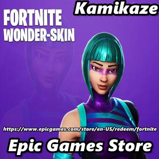 Fortnite Wonder Skin