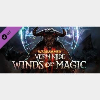 Warhammer: Vermintide 2 - Winds of Magic Steam Key GLOBAL