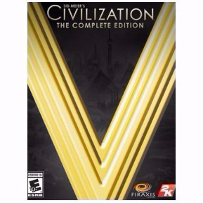 Sid Meier's Civilization V: Complete Steam Key GLOBAL