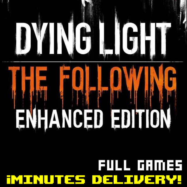 Dying Light: The Following   Enhanced Edition Steam Key Global