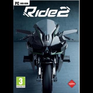 Ride 2 Steam