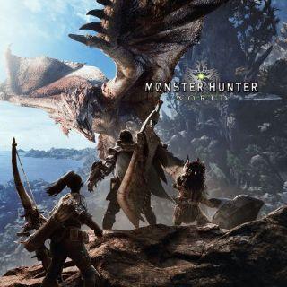 Monster Hunter: World Steam Key GLOBAL