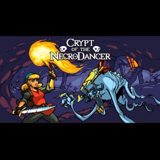 Crypt of the NecroDancer Steam Key
