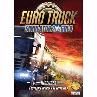 Euro Truck Simulator 2 Gold Bundle Steam Key