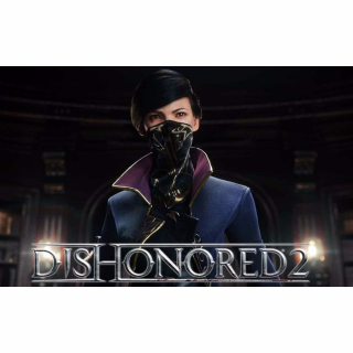 Dishonored 2 + Imperial Assassin's DLC Steam Key